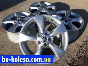 Оригинальные диски Jaguar S Typre R17 5x108