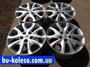 Диски R16 5x114.3 Kia Hyundai Mazda Mitsubishi