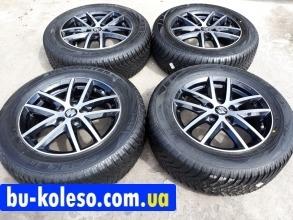 Диски R16 5x114.3 Suzuki Vitara S4 шины 215/60R16 зима