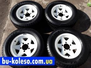 Диски Suzuki Jimny Vitara Нива УАЗ R15 5x139.7