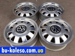 Кованые диски Vw Caddy R15 5x112 Golf T4 Touran