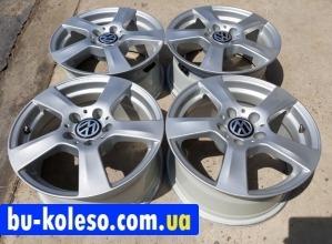 Диски R16 5x112 Vw Passat Audi A4 A6 Skoda
