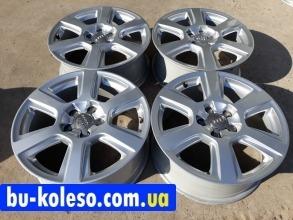 Оригинальные диски Audi Q5 R17 5x112 8R0601025S