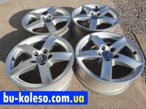 Диски R16 5x112 VW Tiguan Audi Q3 Skoda