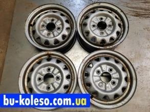 Диски R13 4x114.3 5J ET46 Hyundai 5291028000