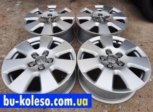 Диски R18 5x130 AUDI Q7 4L0601025BG