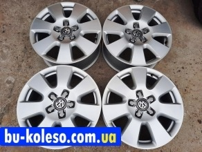 Диски AUDI Q7 R18 5x130 VW TOUAREG 4L0601025AF