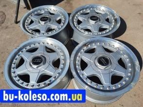 Диски R15 4x108 Audi 80 100 Москвич 2141