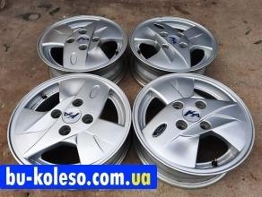 Диски R14 4x108 Ford Ka Fiesta