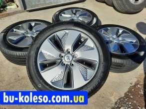 Диски Hyundai Kona Sonata R17 5x114.3 Kia Шины 215/55R17