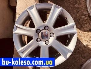 Диски R17 5x112 Seat Toledo Leon Altea Skoda
