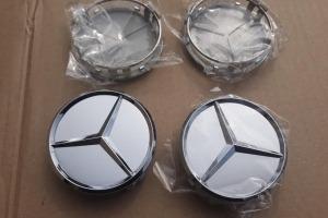 Колпачки дисков Mercedes