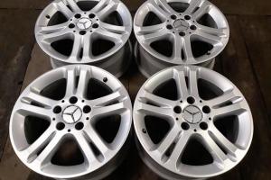 Оригинальные диски Mercedes W211 W210 R16 5x112