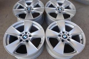 Диски BMW X5 E70 R18 5x120 Range Rover III