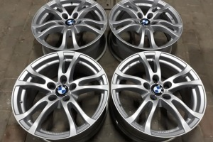 Диски R17 5x120 BMW X1 E84 F31 Z4 F20 F46 F23