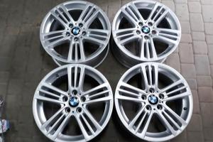 Диски BMW X3 F25 X4 F26 R18 5x120 368 стиль М-пакет