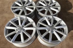 Оригинальные диски Audi A6 C6 R18 5x112 A4 A3 A8