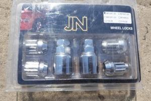 Гайки Секретные 12х1.25 JN Wheel locks