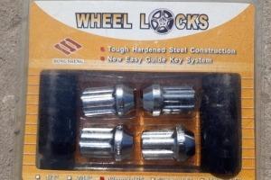 Секретные гайки 12х1.25 Wheel locks