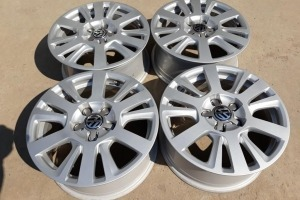 Кованые диски R16 5x112 7J ET42 Vw Passat Caddy Jetta Touran