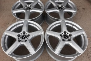 Диски R17 5x112 Mercedes W212 W220 W221 W204 ML GL
