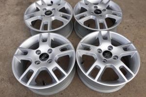 Бу титаны Форд диски R15 4x108 Фокус Мондео Фиеста