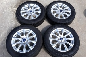 Диски R16 5x108 Ford Mondeo S-Max Шины 215/60R16