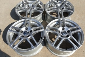 Диски R16 5x112 Vw Passat Touran Jetta Caddy