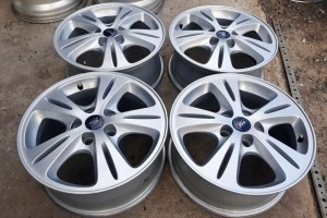 Диски R16 5x108 Ford Focus C-Max S-Max Mondeo