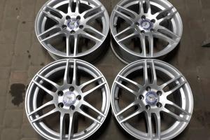 Диски R17 5x112 Mercedes W210 W211 SLC CLC