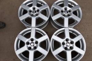 Диски R15 5x100 Vw Golf 4 Polo Skoda Rapid Octavia Tour