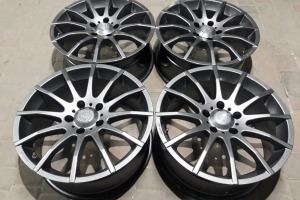 Диски Cadillac Bentley Chevrolet Lamborchini Insisnia Lexus Mini R17 5x120