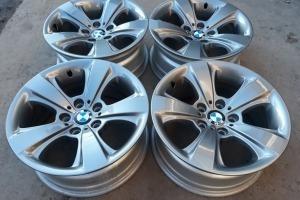 Диски BMW E63 E64 R17 5x120 E60 117 стиль