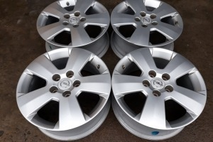Диски Opel Vectra C Zafira R16 5x110 Astra