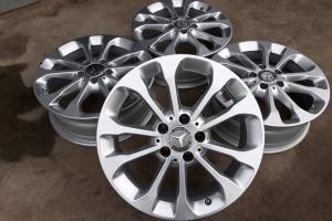 Оригинальные диски Mercedes GLA-Class X156 R17 5x112 A1564011700