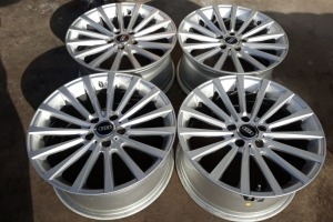Диски R18 5x112 Audi A8 A7 Vw Phaeton Skoda