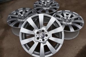 Диски Mercedes GLK-Class X204 R19 5x112 Разноширокие