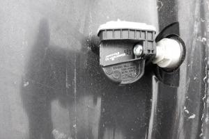 Датчики давления шин Peugeot Citroen 2016 год