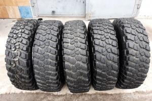Шины болотные 33x10.50R15 LT BFGoodrich Mud-Terrain T/A