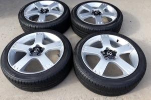 Диски Mazda R18 5x114.3 Шины 215/45R18