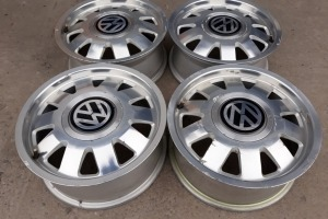 Кованые диски Vw Caddy R15 5x112 Golf T4 Touran