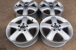 Диски R16 5x112 Vw Caddy Colf Touran Skoda