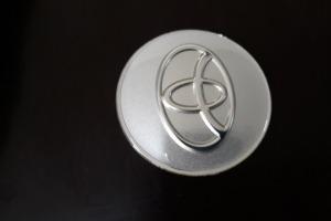 Наклейки эмблемы дисков Toyota 65 мм