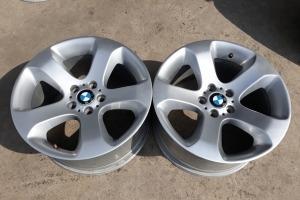 Диски BMW X5 Е53 R19 5x120 132 стиль 2 шт задние 6761932-13
