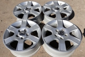 Диски R15 5x112 Vw T4 Caddy Golf Touran Skoda Seat