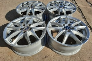 Диски R15 5x100 Vw Golf 4 Polo Seat