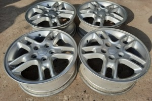 Диски R17 5x120 Land Rover Discovery 3  RRC002