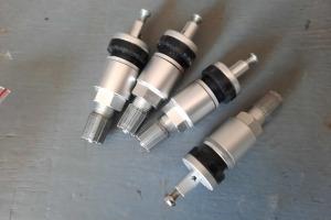 Вентиль легковой под датчик TPMS алюминий