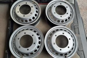 Оригинальные диски Мерседес Спринтер 907 906 Vw Crafter R16 6x205 Спарка