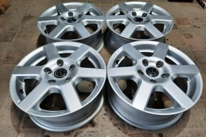 Диски R15 5x112 Vw Touran Caddy Golf Audi A6 A4 Skoda Octavia